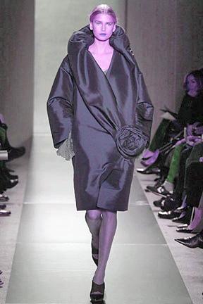 Donna Karen Opera Coat